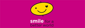 logo smile-for-a-better-world.com let's do it ...